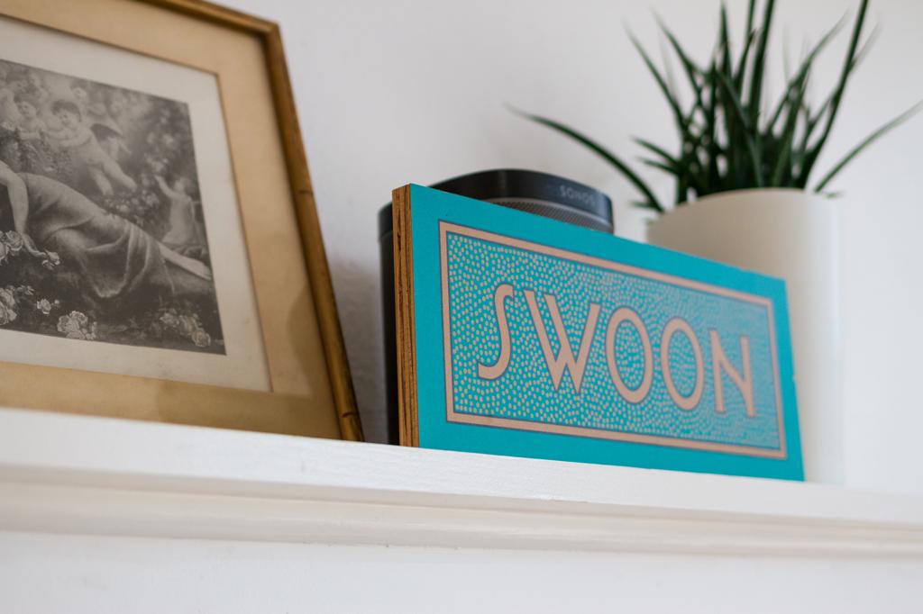 Swoon Salon Interior